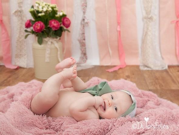 DulcesFotos bebé 4 meses 8