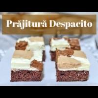 Prăjitură Despacito (Prăjitură Braziliană) - rețeta VIDEO