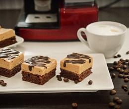 Prajitura cu cafea preparata la Espressor Breville Prima Latte