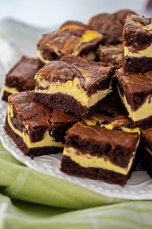 Negresa cu ciocolata si branza