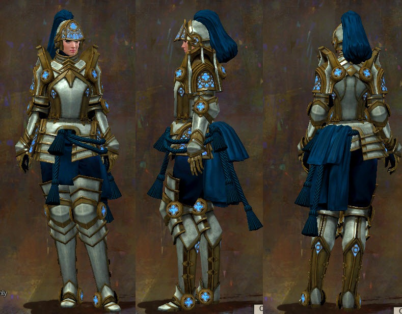 GW2 Royal Guard Outfit for Existing Players - Dulfy