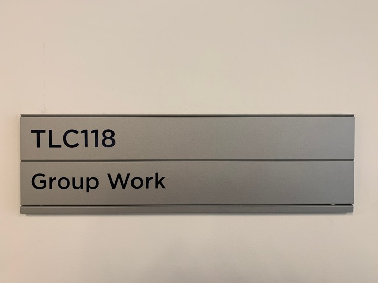 Teaching and Learning Centre: group study rooms