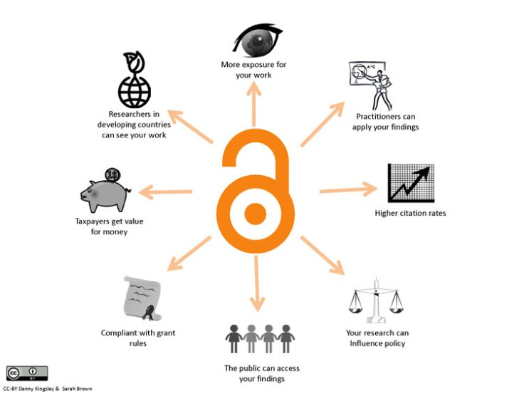 Open Access Impacts: CC-BY licence, Danny Kingsley & Sarah Brown