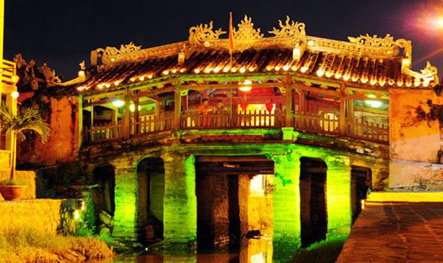 Chùa Cầu Hội An - Theo chân phim Việt khám phá vẻ đẹp của miền Trung