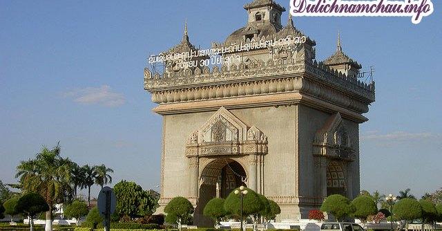 Biểu tượng của du lịch Lào
