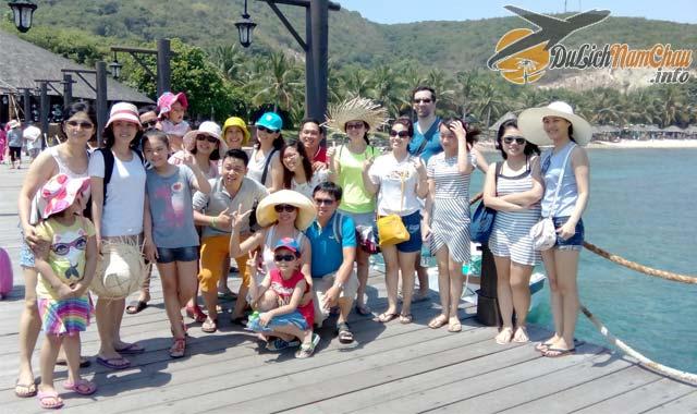 Du lịch Nha Trang - Hòn Tằm