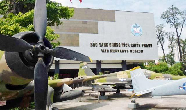 Bảo tàng chứng tích chiến tranh Tp. HCM