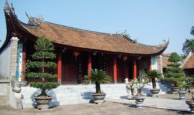 Đền thờ An Dương Vương ở Cổ Loa, Đông Anh, Hà Nội
