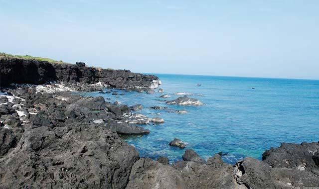 Phong cảnh tuyệt đẹp trên đảo Lý Sơn