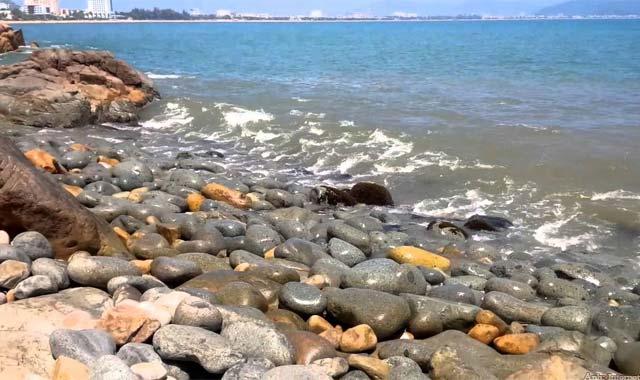 Bãi biển Hoàng Hậu Quy Nhơn