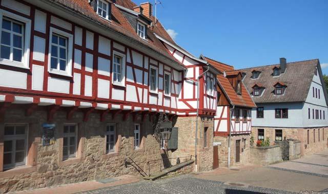 Những ngôi nhà từ thời trung cổ