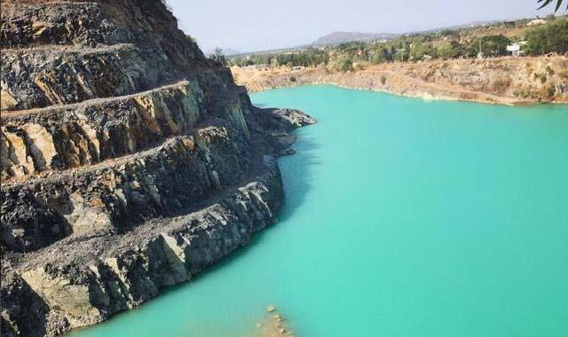 Hồ đá xanh Bà Rịa Vũng Tàu