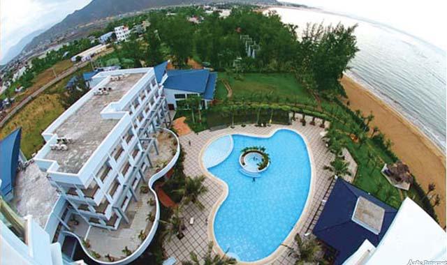 Resort ở Ninh Chữ