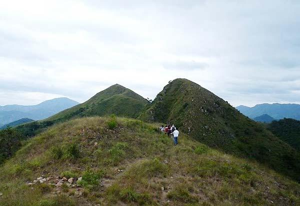 Đường lên núi Cô Tiên Nha Trang