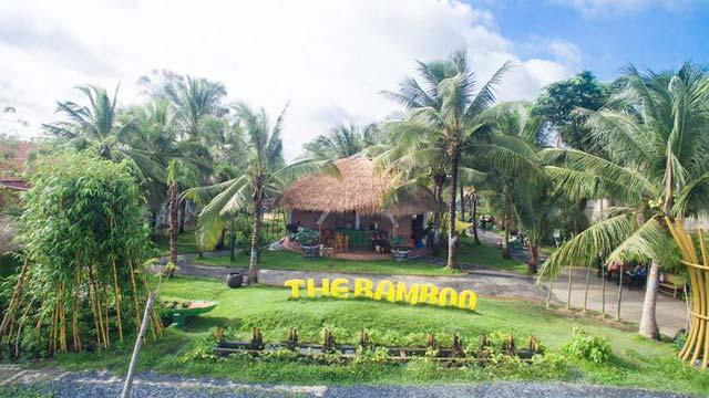 Khu du lịch sinh thái Tre Việt - Địa điểm du lịch gần Sài Gòn 1 ngày
