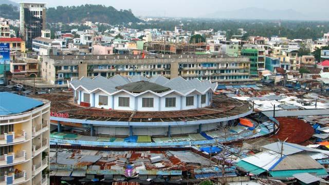 Nét đặc trưng chỉ có ở chợ Đầm Nha Trang