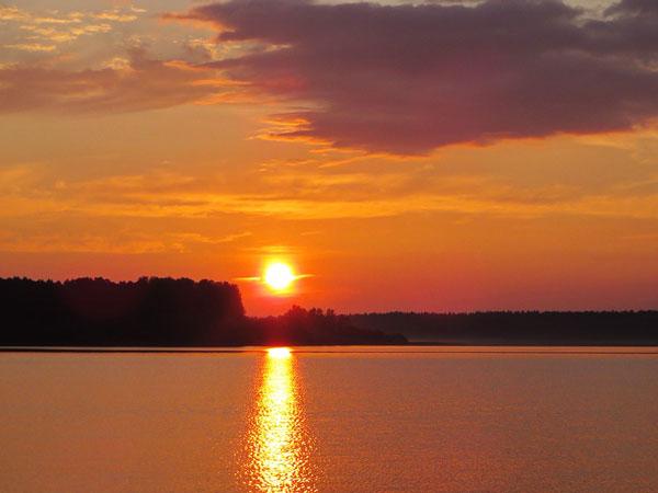 Hồ Onega địa điểm cần tới khi đi du lịch nga