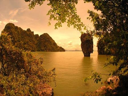 đảo james bond