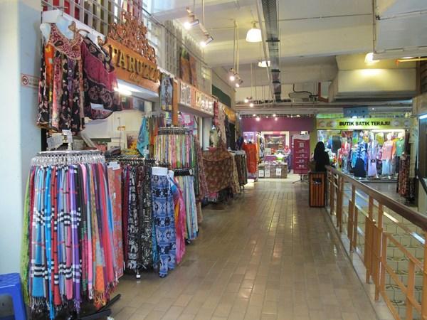Chợ trung tâm Campuchia