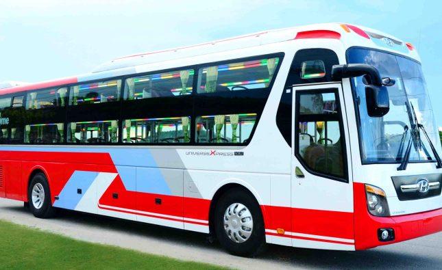 Xe bus Tm Camel Sài Gòn Nha Trang – Xe giường nằm cao cấp