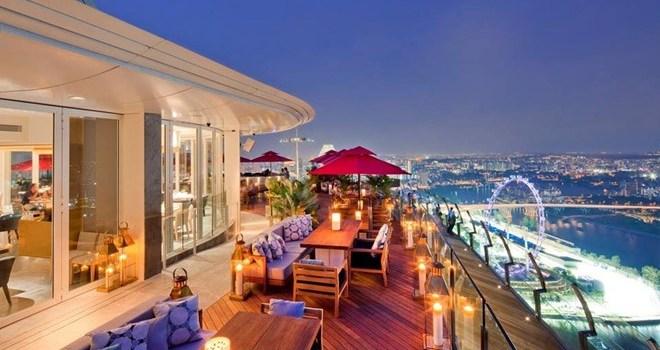 Khám phá những công trình kiến trúc nổi tiếng tại Singapore