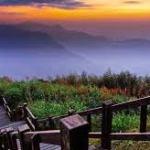 Núi Alishan – Cảnh đẹp như tiên cảnh ở miền Nam Đài Loan