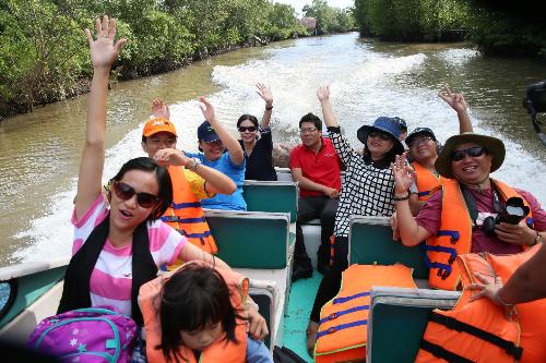 4 trải nghiệm hấp dẫn và thú vị níu chân khách khi tới U Minh