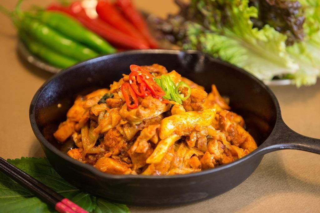 Ẩm thực Hàn quốc vô cùng ấm lòng vào ngày trời lạnh