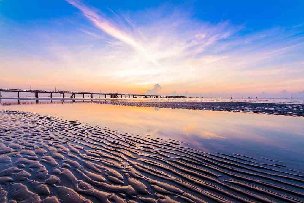 Các bãi biển đẹp đi về trong ngày gần Sài Gòn
