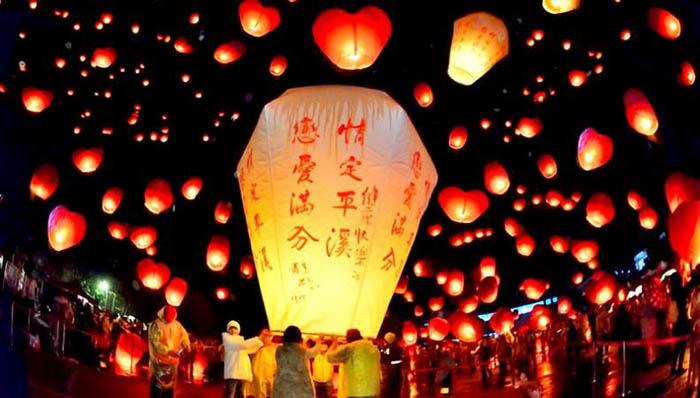 Thời điểm đi du lịch Đài Loan tháng 12 tốt nhất trong năm