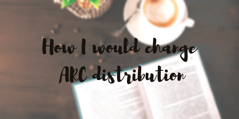 How I would change ARC distribution