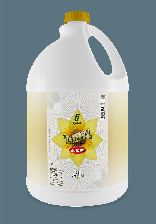 Aceite Girasol 5Lt