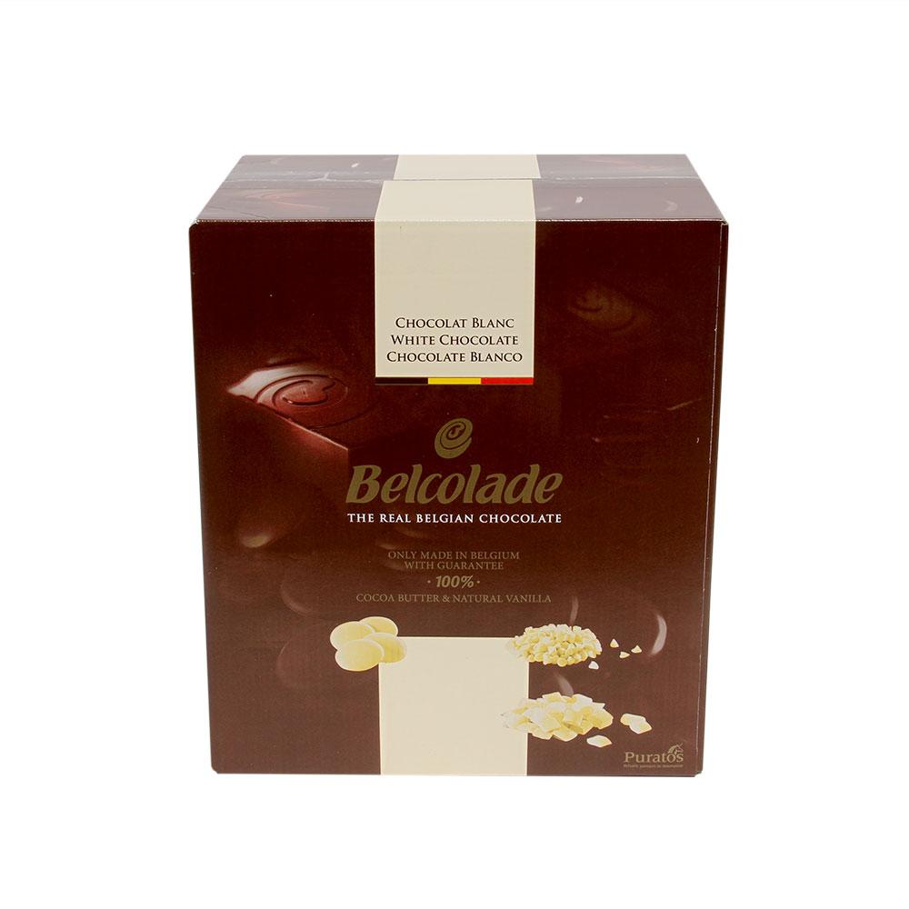 Belcolade Blanc Selection J