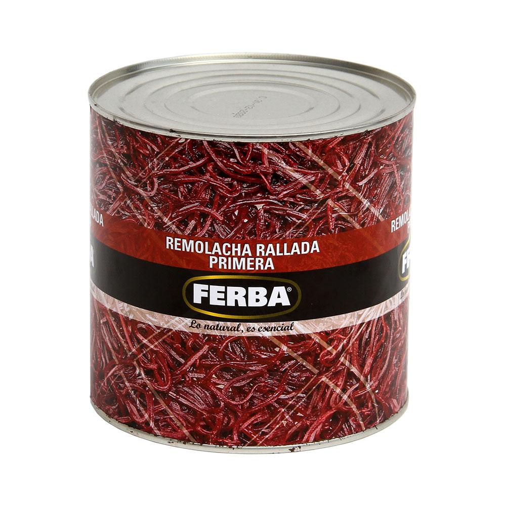 Remolacha Rallada 2,5Kg