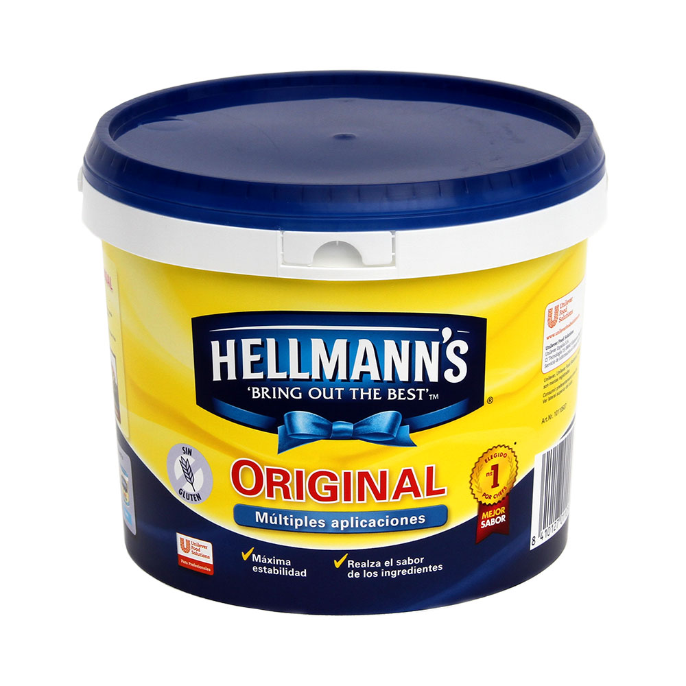 Mayonesa Helmmans 5Lt