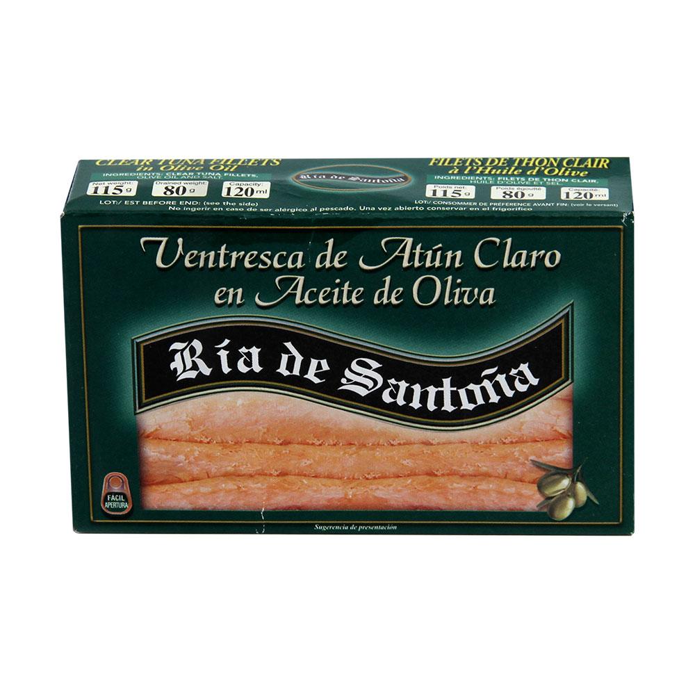 Ventresca Atún Claro en Aceite de Oliva