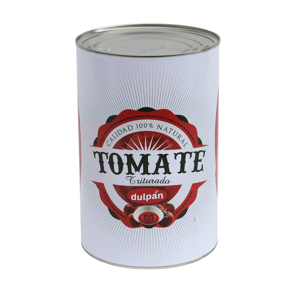 Tomate Triturado Dulpán 4Kg.
