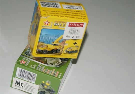 Cheap Lego
