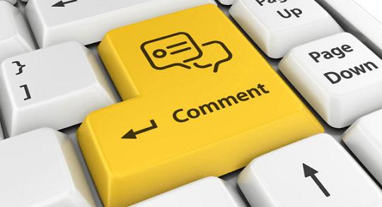 comment contest