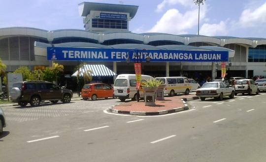 Terminal Ferry Labuan