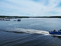 How To Travel To Labuan From Menumbok By Speedboat