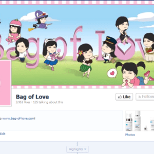 Bag Of Love Facebook