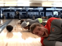 Crazy Bowling Trick Shots With Jason Belmonte