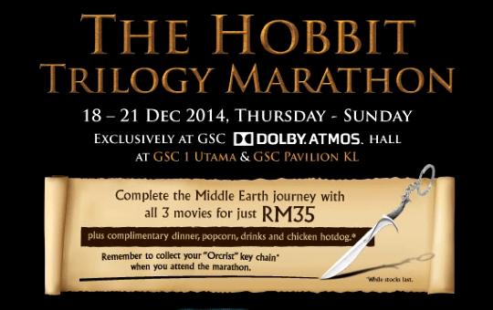 The Hobbit Trilogy Marathon 2