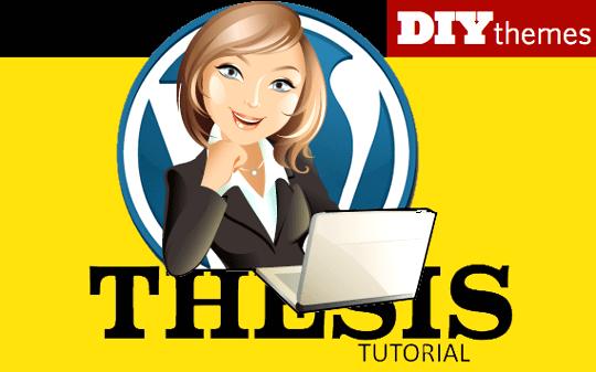Belajar Membuat Website THESIS