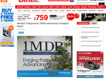 There You Have It. Minister Admits That 1MDB Is Actually Run By Morons