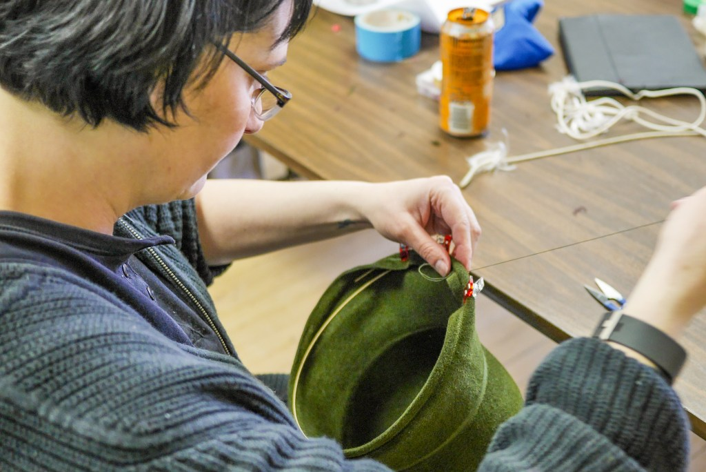 Hat Making with the Duluth Folk School