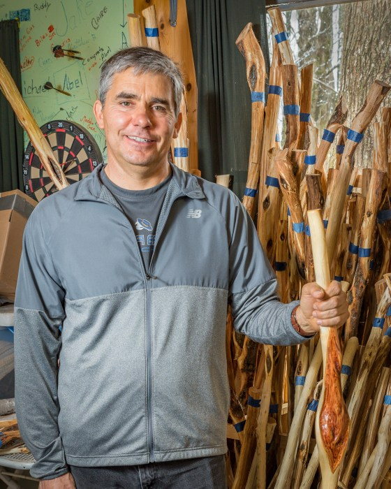 Duluth Folk School Instructor Tom Gustafson