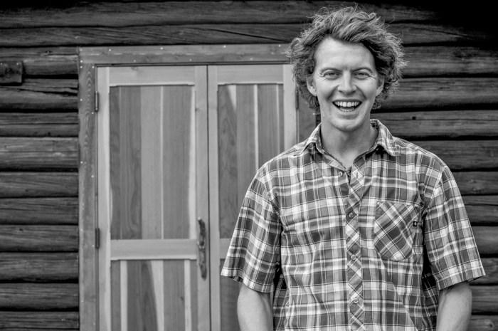 Photo of Duluth Folk School instructor Fred Sproat