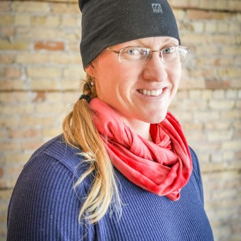 Photo of Duluth Folk School instructor Meghan Kimber